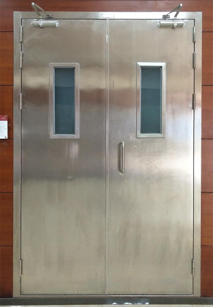 广东固盾不锈钢防火玻璃